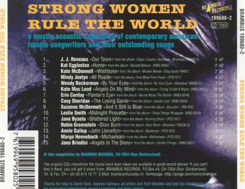 Strong Women Rule The World - Various Artists | Songs ...