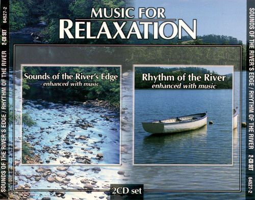 Relaxation: Sounds of the River's Edge and Rhythm