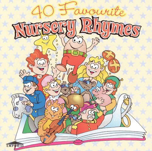 40 Favourite Nursery Rhymes [Emporio]