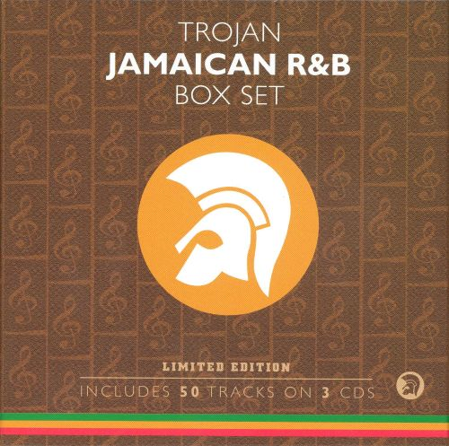Trojan Box Set: Jamaican R&B