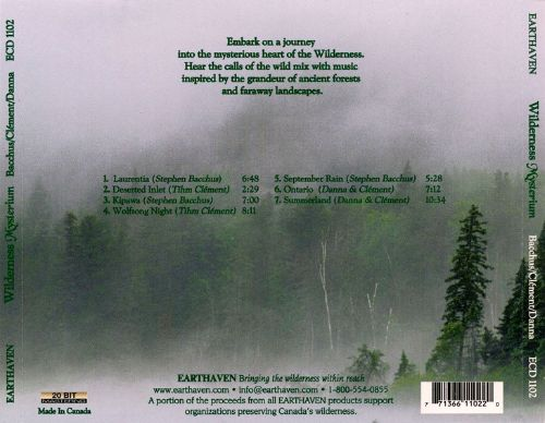 Wilderness Mysterium: Earthhaven Series Music of the Wilderness