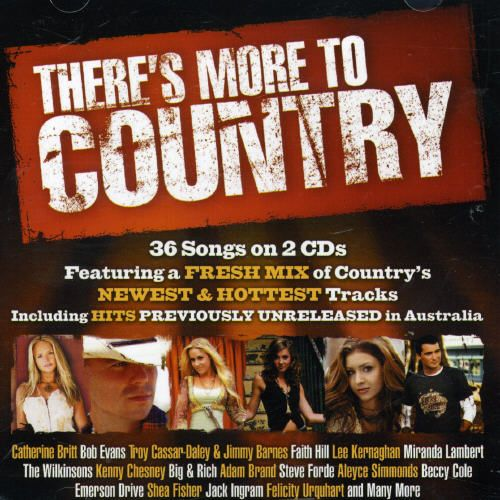 There's More to Country, Vol. 1