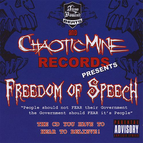 Freedom of Speech [Chaotic Mine]