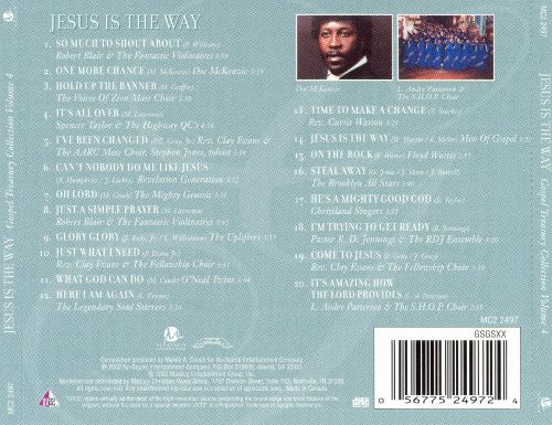 Gospel Treasury Collection: Jesus Is the Way