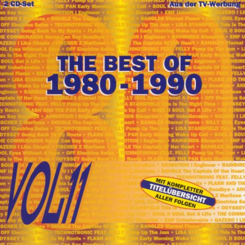 Best of 1980-1990, Vol. 11