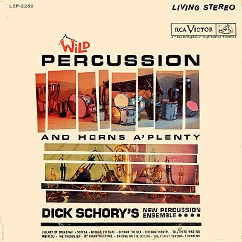 Wild Percussion and Horn's A'plenty