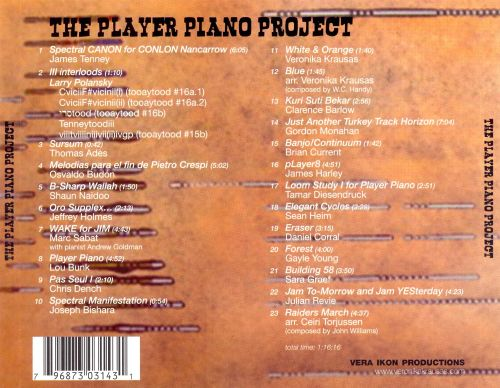 The Player Piano Project
