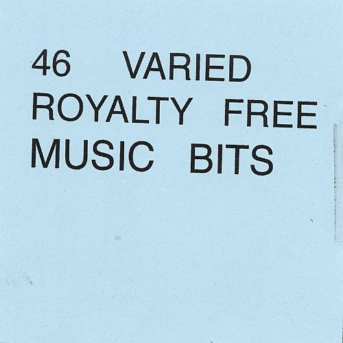 46 Varied Royalty Free Music Bits