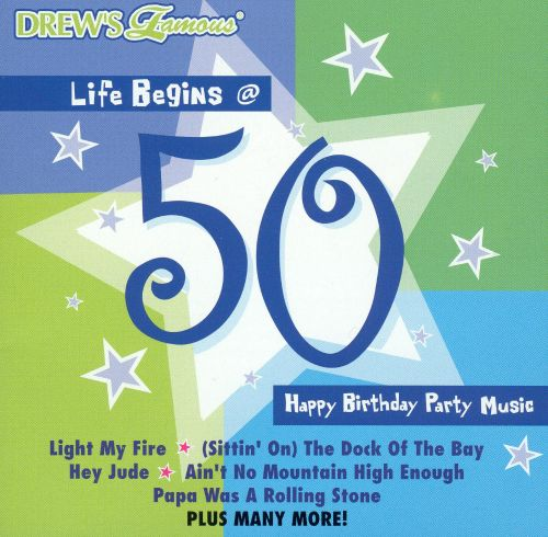 Drew's Famous: Life Begins at 50