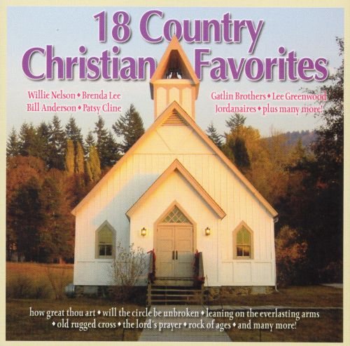 18 Country Christian Favorites
