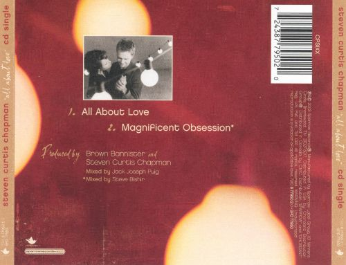 All About Love/Magnificent Obsession