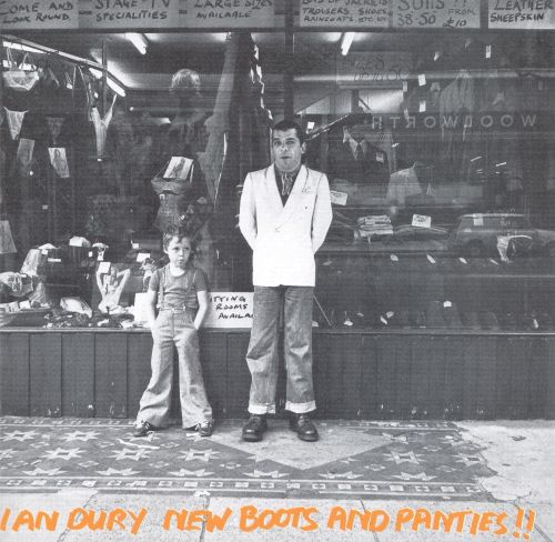 New boots and panties ian dury songs reviews credits allmusic new boots and panties solutioingenieria Choice Image