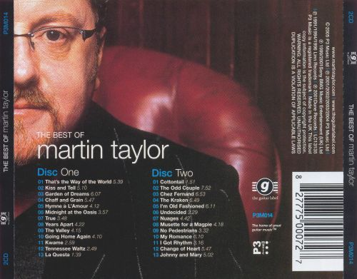 The Best of Martin Taylor
