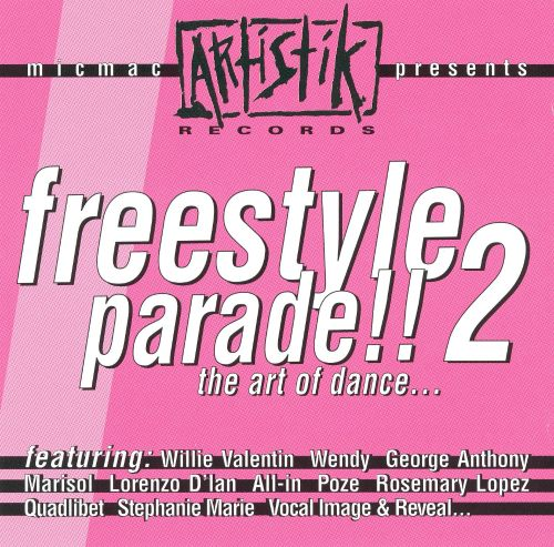 Freestyle Parade, Vol. 2: Art of Dance