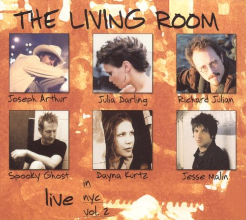 The Living Room: Live in NYC, Vol. 2