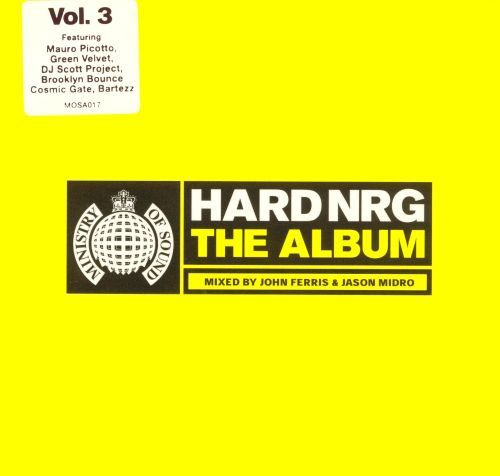 Hard NRG: The Album, Vol. 3