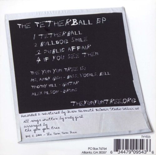 The Tetherball EP
