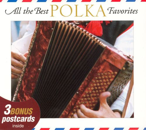 All the Best Polka Favorites