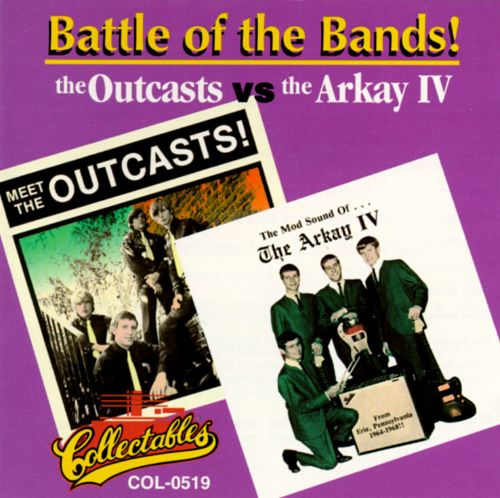 Meet the Outcasts!