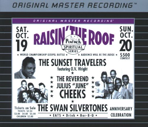 Raisin' the Roof: The Peacock Recordings Of...