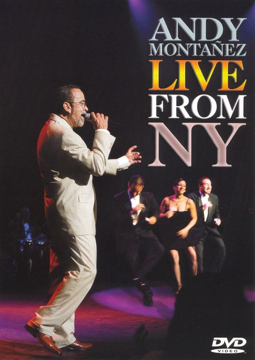 Andy Montanez - Live From NY (2005) (DVD-Full) MI0002457300