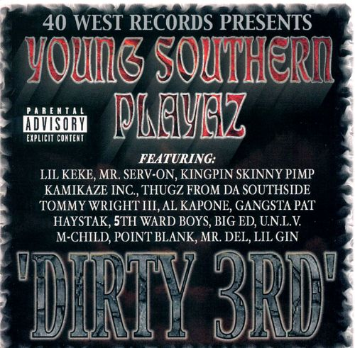 Young Southern Playaz, Vol. 3