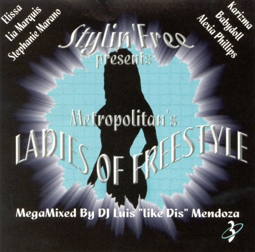 Ladies of Freestyle, Vol. 3