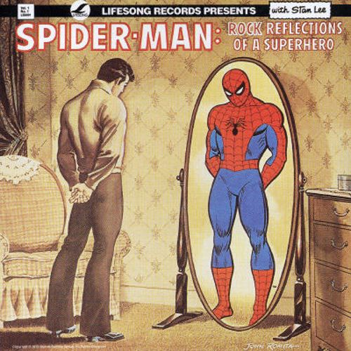 Spider-Man: Rock Reflections of a Superhero