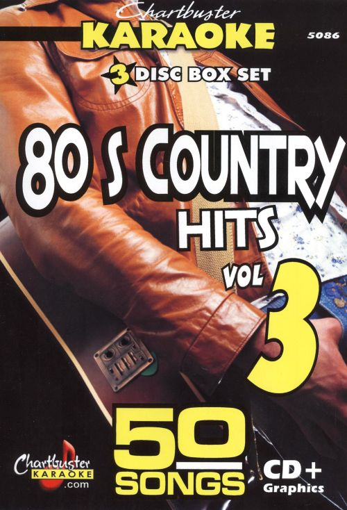 Karaoke: 80's Country Hits, Vol. 3