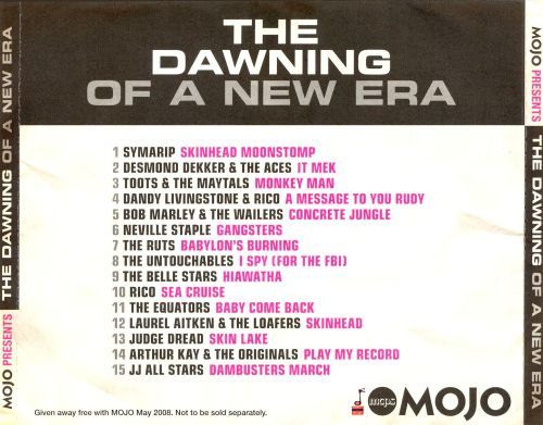 The Dawning of a New Era [Mojo]