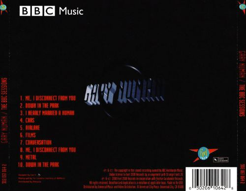 BBC in Concert: The Best of the Gary Numan Band Live