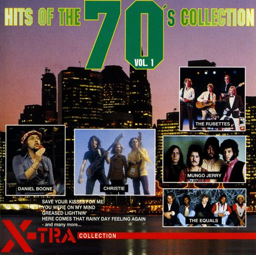 Hits of the 70's Collection, Vol. 1