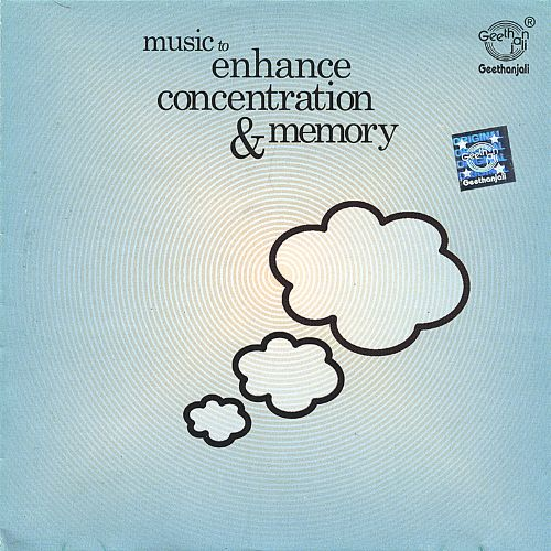 Music to Enhance Concentration & Memory
