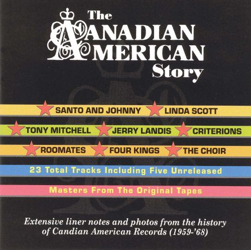 The Canadian American Story