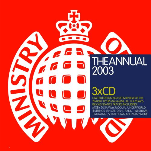The Annual 2003
