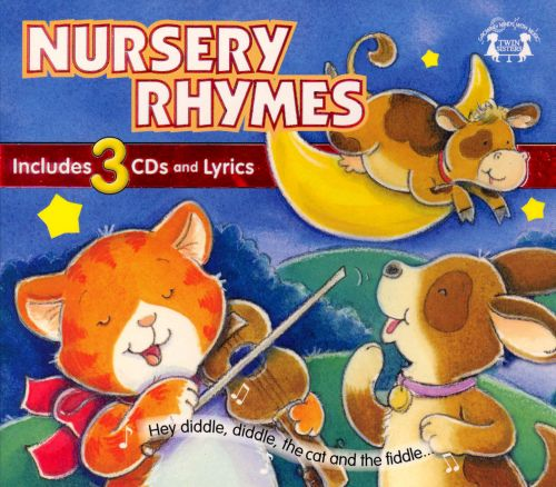 Nursery Rhymes Sing Along Twin Sisters