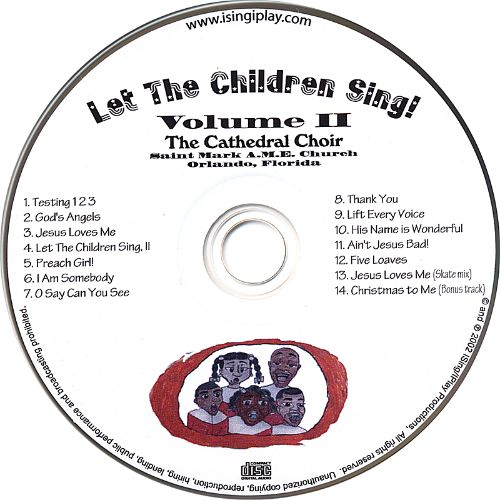 Let the Children Sing!, Vol. 2
