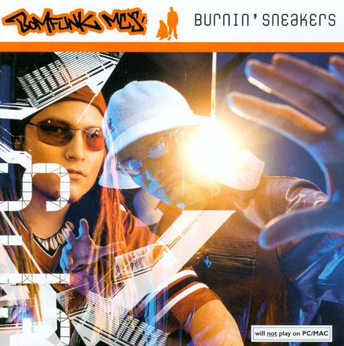 Burnin' Sneakers