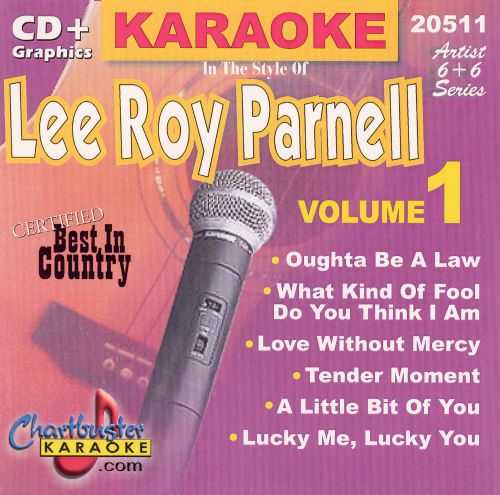 Lee Roy Parnell, Vol. 1