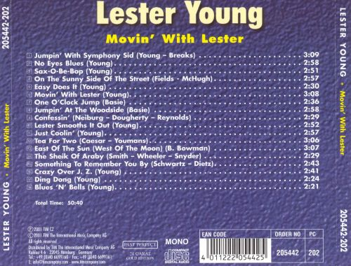 Movin' with Lester