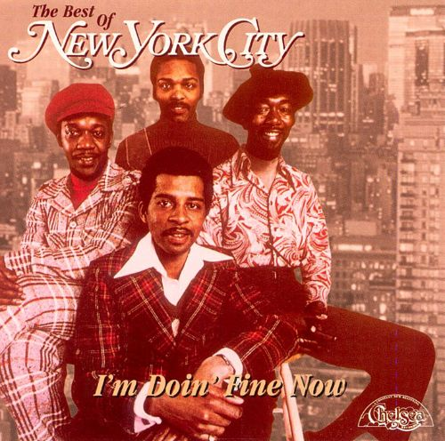 The Best of New York City: I'm Doin' Fine Now