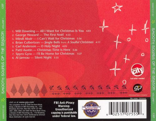 Smooth Sounds of the Season, Vol. 1 [Circuit City Exclusive]