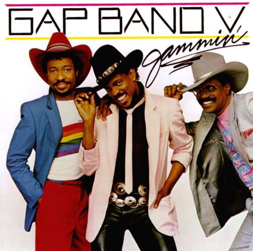 Gap Band V: Jammin'