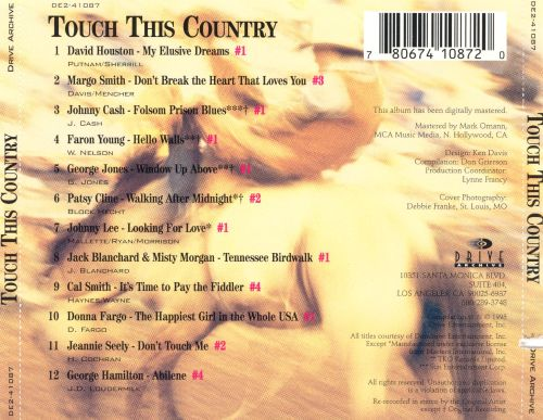 Touch This Country