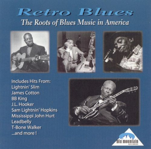 Retro Blues: Roots Of Blues Music In America