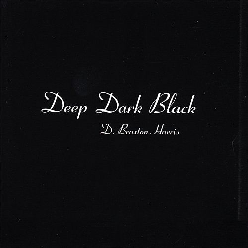 Deep Dark Black