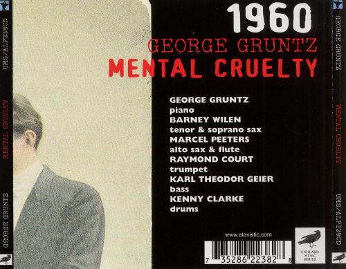 Mental Cruelty (The 1960 Jazz Soundtrack)