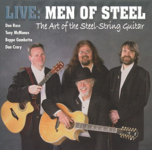 Live: The Art of the Steel String Guitar