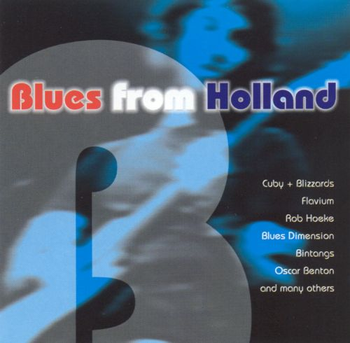 Blues from Holland, Vol. 1
