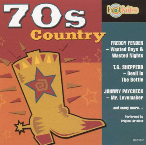 Seventies Country, Vol. 2